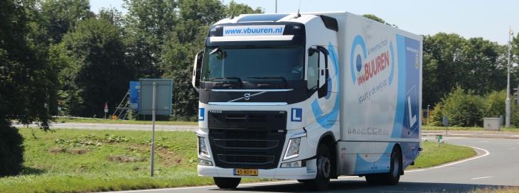 Tekort aan vrachtautochauffeurs groeit verder